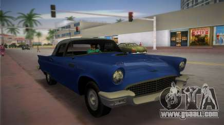 Ford Thunderbird for GTA Vice City