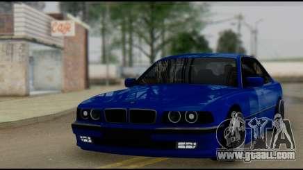 BMW 740i E38 for GTA San Andreas