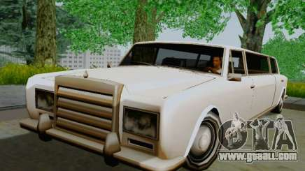 Stafford Limousine for GTA San Andreas