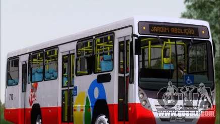 Neobus Mega IV - TCA (Araras) for GTA San Andreas