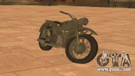 Ural M72 for GTA San Andreas