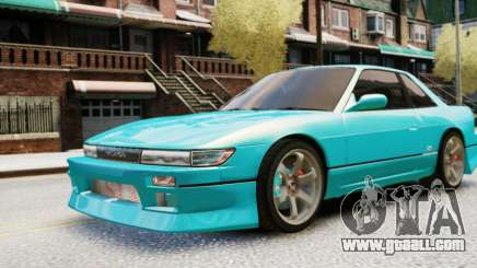 Nissan Silvia S13 v1.0 for GTA 4
