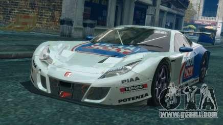 Honda HSV-010 GT for GTA 4