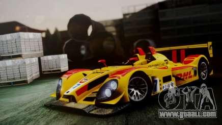Porsche RS Spyder Evo 2008 for GTA San Andreas