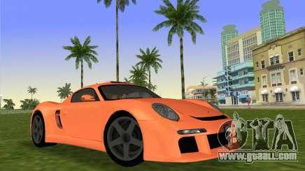 RUF CTR3 for GTA Vice City