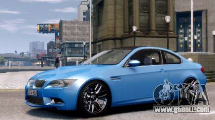 BMW M3 E92 for GTA 4