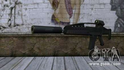 XM8 Assault Olive for GTA San Andreas