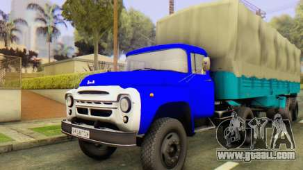 ZIL V for GTA San Andreas