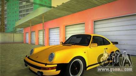 Porsche 911 Turbo 3.3 Coupe US-spec (930) 1978 for GTA Vice City