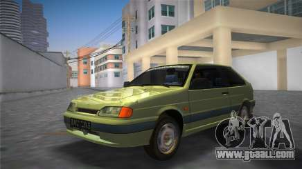 The VAZ-2113 for GTA Vice City