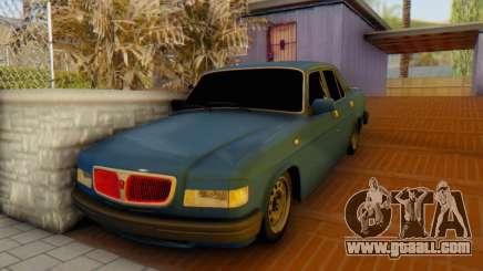 GAZ 3110 Volga LT for GTA San Andreas