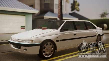 Peugeot Pars Limouzine for GTA San Andreas