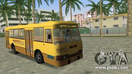 LiAZ 677 for GTA Vice City