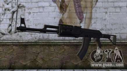 Assault Rifle from GTA 5 for GTA San Andreas