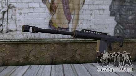 Heavy Sniper from GTA 5 for GTA San Andreas