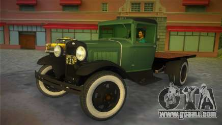 Ford Model AA 1930 for GTA Vice City