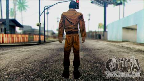 Danny from The Walking Dead: 400 Days for GTA San Andreas second screenshot