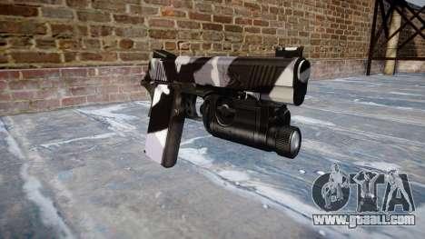 Gun Kimber 1911 Siberia for GTA 4
