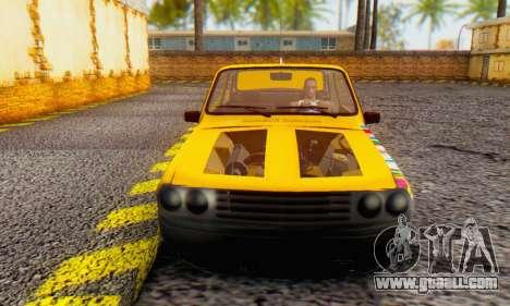 Dacia 1310 Sport Tuning v2 for GTA San Andreas left view