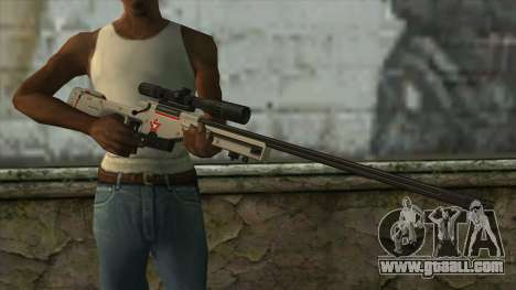 Sniper Rifle from PointBlank v2 for GTA San Andreas third screenshot