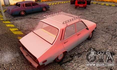 Dacia 1310 TX Stock v1 for GTA San Andreas right view