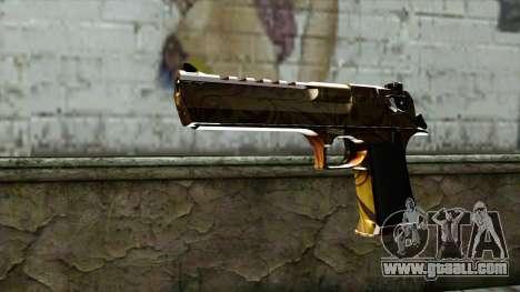 Desert Eagle for GTA San Andreas