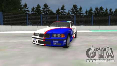 BMW M3 E36 for GTA 4 left view