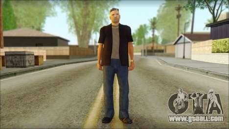 Italian Mafia Mobster for GTA San Andreas