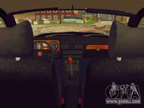 GAS-24-12 Hearse for GTA San Andreas right view