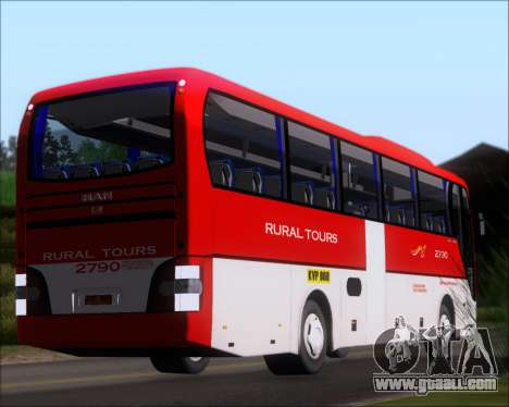 MAN Lion Coach Rural Tours 2790 for GTA San Andreas