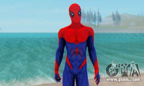 Skin The Amazing Spider Man 2 - Nueva Era for GTA San Andreas