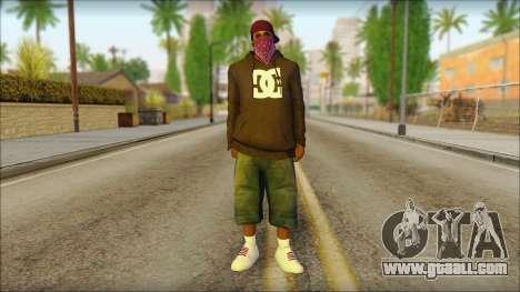 Plen Park Prims Skin 2 for GTA San Andreas