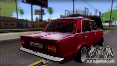 VAZ 2106 Sport for GTA San Andreas left view