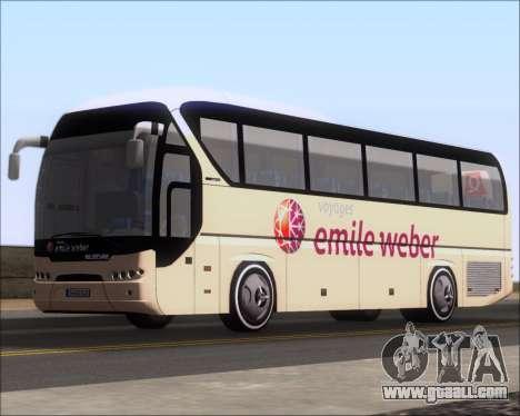Neoplan Tourliner Emile Weber for GTA San Andreas