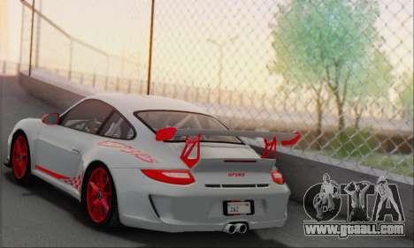 Porsche 911 GT3 2010 for GTA San Andreas right view