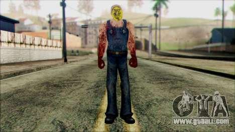 Manhunt Ped 15 for GTA San Andreas