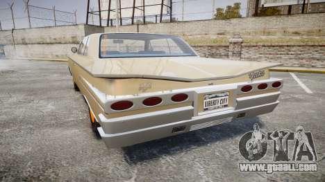 Declasse Voodoo Super Sport for GTA 4 back left view
