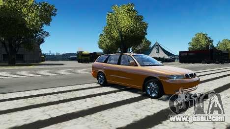 Daewoo Nubira I Wagon CDX US 1999 for GTA 4