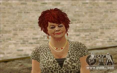 Trevor Phillips Skin v1 for GTA San Andreas third screenshot