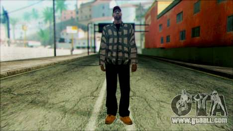 Bmypol2 from Beta Version for GTA San Andreas