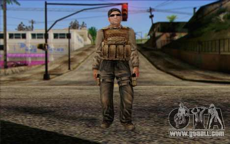 Frost from ArmA II: PMC for GTA San Andreas