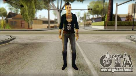 Watch Dogs Clara Lille for GTA San Andreas