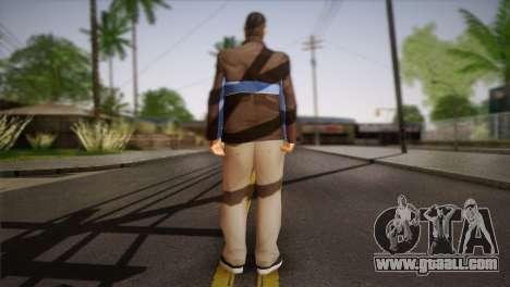 Russian Mafia Skin for GTA San Andreas second screenshot