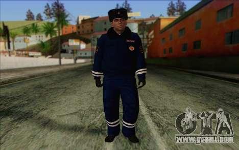 DPS Skin 1 for GTA San Andreas
