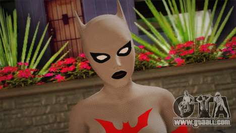 The Mystery of Batwoman for GTA San Andreas third screenshot