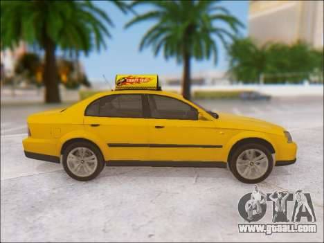 Chevrolet Evanda Taxi for GTA San Andreas
