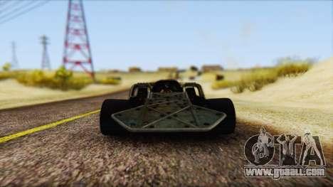 Graphic Unity V4 Final for GTA San Andreas tenth screenshot