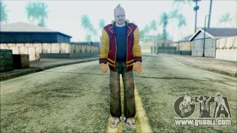 Manhunt Ped 17 for GTA San Andreas