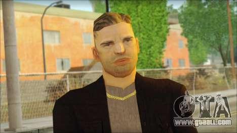 Italian Mafia Mobster for GTA San Andreas third screenshot