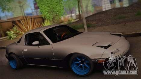 Mazda Miata for GTA San Andreas